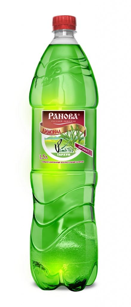 Лимонад Тархун 1,5 л.